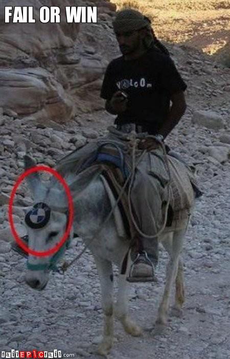 Taliban BMW